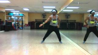 Zouk choreo by Fabio Barros (Ifeoma by T-Square)