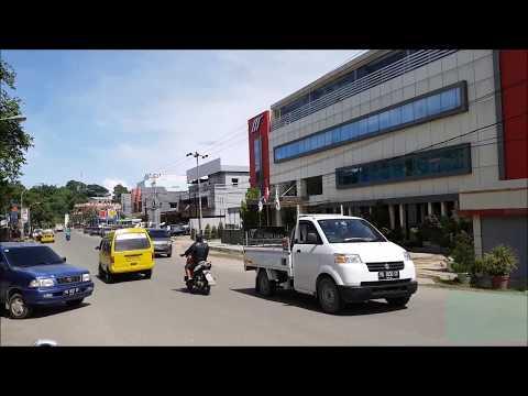 Melihat Kota Sorong   Papua Barat dari Berbagai Sudut 2017