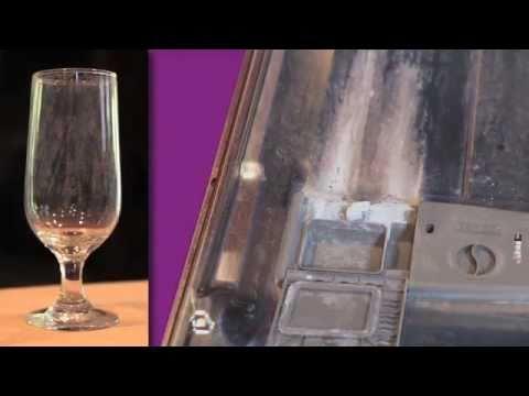George glass gets glazed