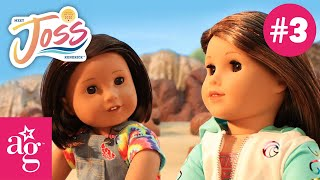 Joss Learns How to Be on a Team | Meet Joss Kendrick Stop Motion Ep. 3 | American Girl