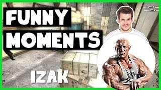Izakooo / ROBERT BURNEIKA U IZAKA JEST POMPA , VIRTUS PRO ARE BACK BABY!/ BEST MOMENTS 2017 Video