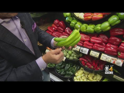 Fresh Grocer: Anaheim Peppers
