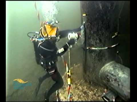 Commercial Diving Commercial Diver Underwater Inspection