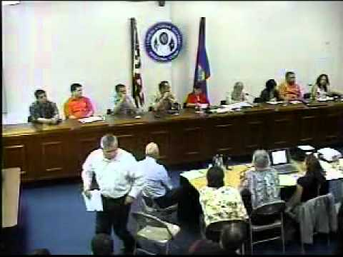 FY 2013 Budget Hearing - Unified Courts of Guam (Judiciary)