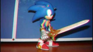 Sonic Goes 3D!!!