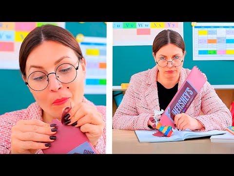 7 DIY Sachen Für Die Schule Die Ihr Probieren Müsst / Pranks Für Die Schule