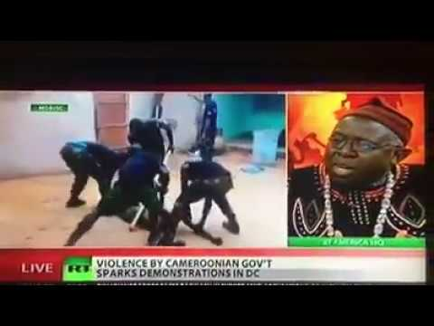 MoRISC TV - RT Report on Southern Cameroons