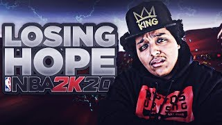 i lost all hope for nba 2k20...