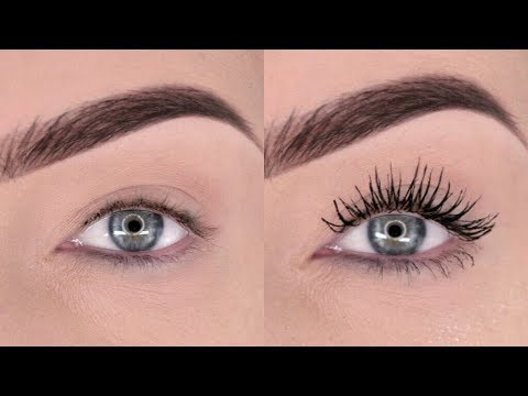 Ultimate Mascara Hack for SUPER Long Lashes
