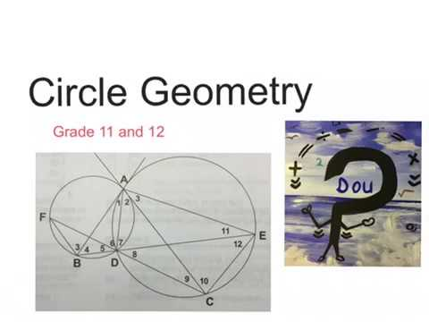 euclidean circle geometry grade 11 and 12 mathdou youtube. Black Bedroom Furniture Sets. Home Design Ideas