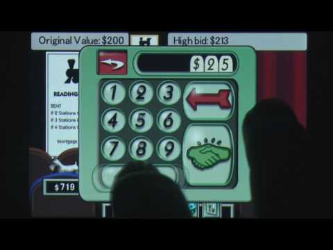 Monopoly iPhone Gameplay Video Review - AppSpy.com