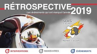 SDIS 67 - Rétrospective 2019