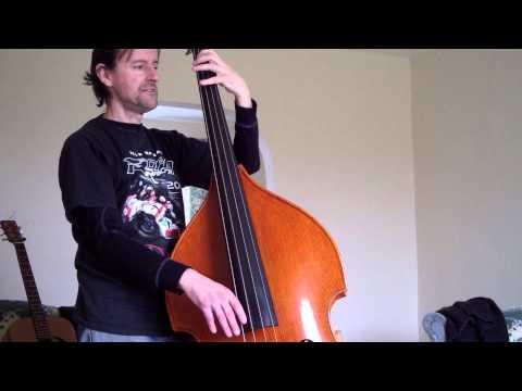Double Bass Blue Monk