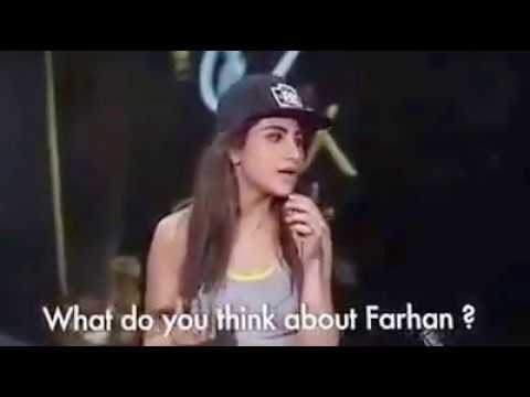 Pakistani Actress Sohai Ali Abro Talk In Sindhi And English & Tease Farhan Saeed