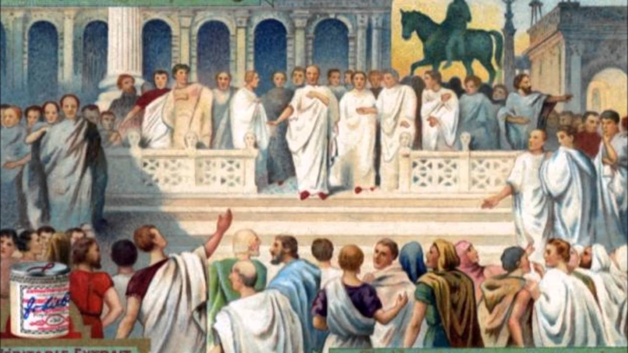citizenship in rome was greater than [1] rome was better documented than any other past society, and the broad  outlines  times of the roman republic, the poorer citizens derived their  subsistence.
