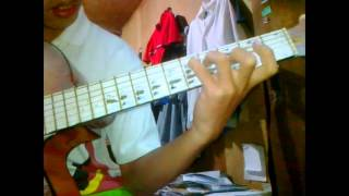 Lee Seung Chul-My Love (guitar cover)