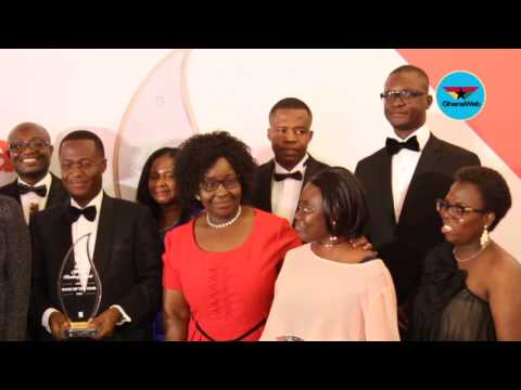 16th Ghana Banking Awards: Ecobank wins Bank of the Year award