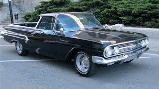 Chevrolet El Camino 1959 Restoration