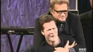 Inside jokes from Drew Carey's Improv-A-Ganza
