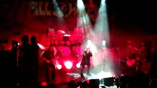Helloween - Hold me in your arms , HD, Rockefeller Music Hall,Oslo, 02.04.13