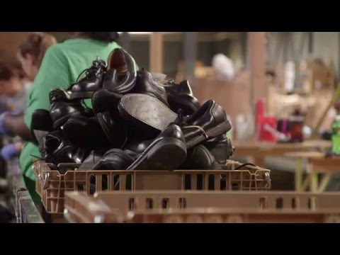 D&D Shoe Company - Kentucky Small Business 2016 Pacesetter