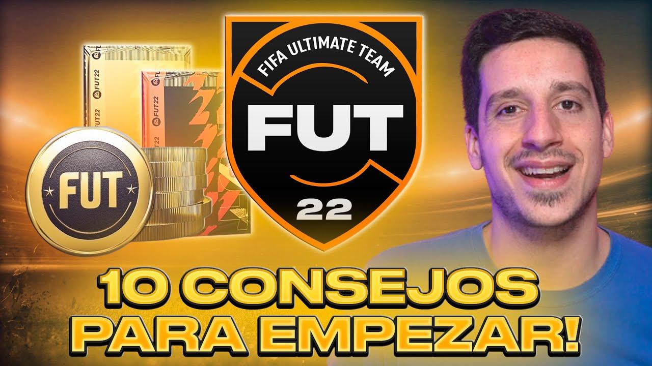 10 TIPS PARA EMPEZAR DE LA MEJOR MANERA en ULTIMATE TEAM! ✅   CÓMO EMPEZAR EN FIFA 22 #2