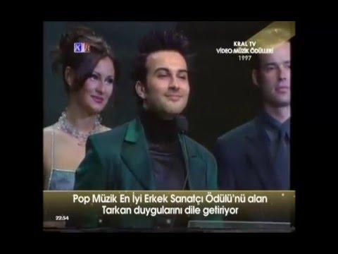 TARKAN - Kral TV  Müzik Ödülleri 1997