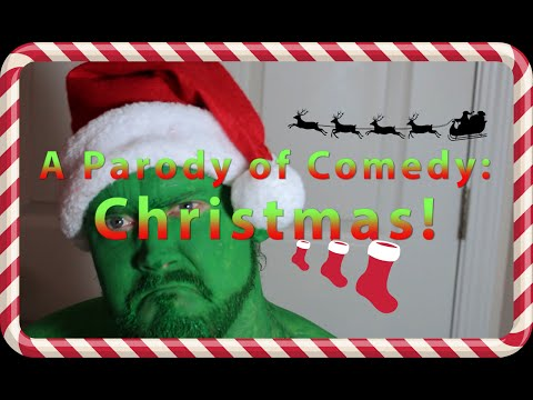 A Parody of Comedy: Famous Christmas Movie Quotes 2014