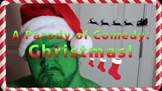 Video A Parody of Comedy: Famous Christmas Movie Quotes (2014) download MP3, 3GP, MP4, WEBM, AVI, FLV November 2017