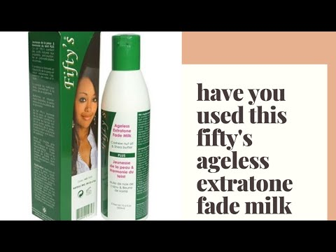 Download Have used this fifty's ageless extratone fade milk