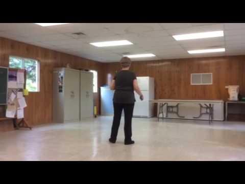 STROLL ALONG CHA CHA Line Dance --Teach only