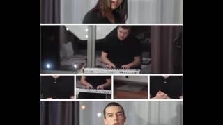 Ани Варданян и Alex Bankes  - Абсолютно все (Мот и Бьянка cover)