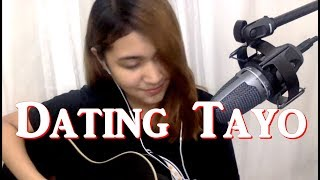 Nasaan ang dating tayo lyrics by julie anne san jose (buena familia OST)