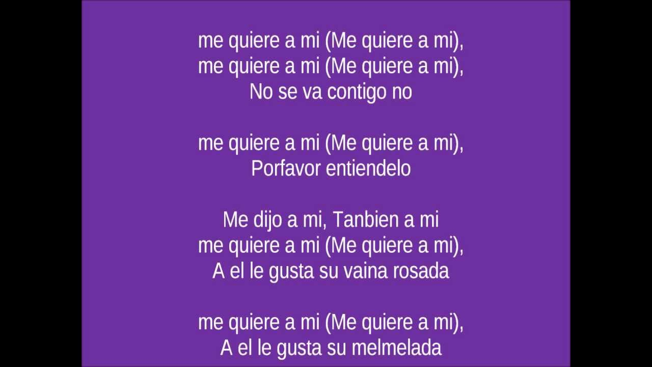 Heidy brown ft melymel me quiere a mi LetraLyrics  YouTube