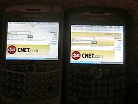 Blackberry 8300 vs 8320 WiFi
