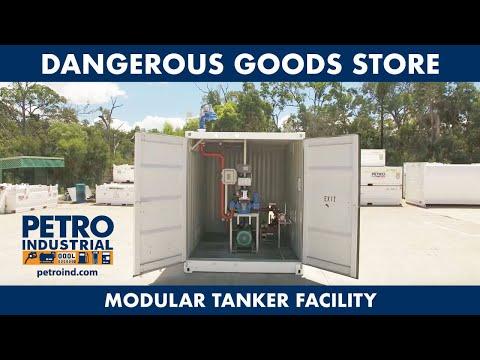 Dangerous Goods Store | PETRO Industrial