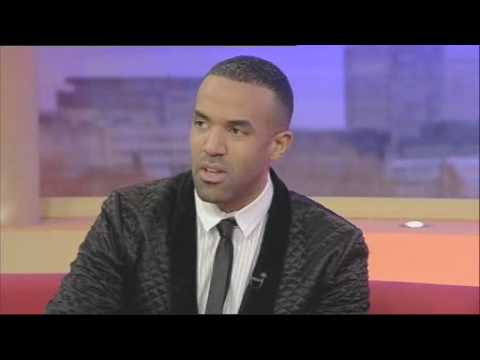 Craig David - All Alone Tonight (Stop, Look, Listen) - Interview On GMTV