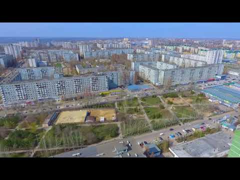 Волгоград. Дзержинский район, Семь Ветров. 13 апреля 2017 года.
