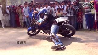 BWR Stunt Quake at Carmichael college,Rangpur
