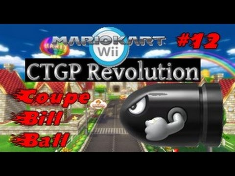 Mario kart wii ctgp revolution 12 coupe bill ball youtube for Coupe miroir mario kart wii
