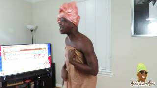 Africans Watching The Election 2016 Results - Aphricanace Comedy