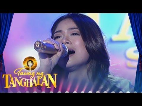Tawag ng Tanghalan: Mary Gidget Dela Llana | You Are My Song (Round 4 Semifinals)