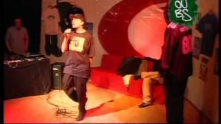 Rap live from OUBS 2006: Ässä, Mikko P + Crazy S