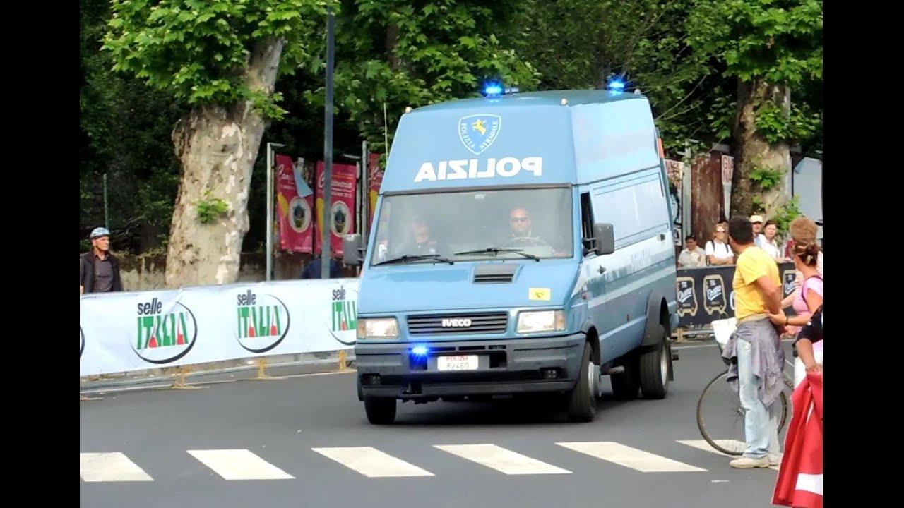Polizia di stato al giro d 39 italia 2013 vicenza youtube for Polizia di stato roma permesso di soggiorno