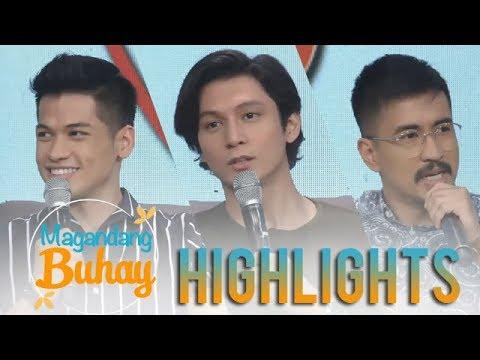 Magandang Buhay: Joseph, Vin, and RK share...