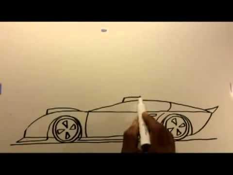 Video Cara Menggambar Online Untuk Pemula Melukis Kartun Phantom