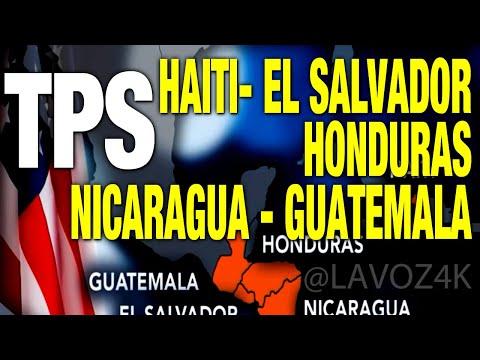 Proponen restablecer TPS para Haiti y  Centroamerica tambien?