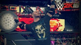 WWE 2K16 Entrances: Randy Orton