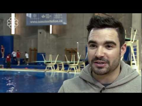 Alexandre despatie fait le grand saut au complexe for Claude robillard piscine