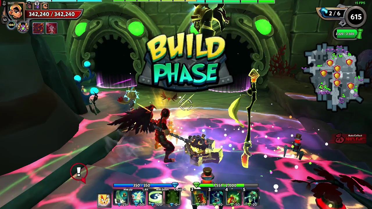 Boost aura needs a buff - General Discussion - Dungeon Defenders